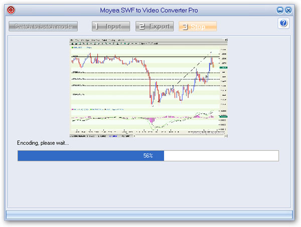 convert swf to mkv